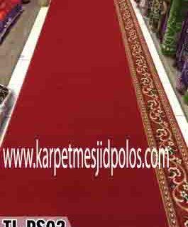 jual jam jadwal sholat digital masjid running text di cibinong