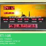 penjual jam jadwal sholat digital masjid running text di Jatimakmur bekasi
