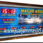 jual jam dinding digital untuk masjid di depok selatan