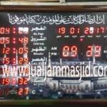 jual jam dinding digital untuk masjid di depok utara
