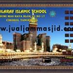 jam digital sholat masjid di kranji