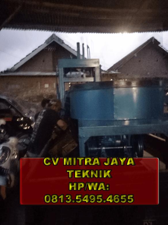 Jual mesin paving blok di Bandung