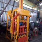 Jual mesin paving block manado