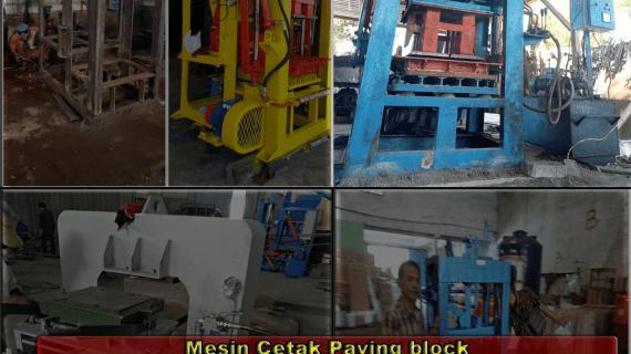0813.5495.4655(Tsel)Jual mesin paving block di Makassar