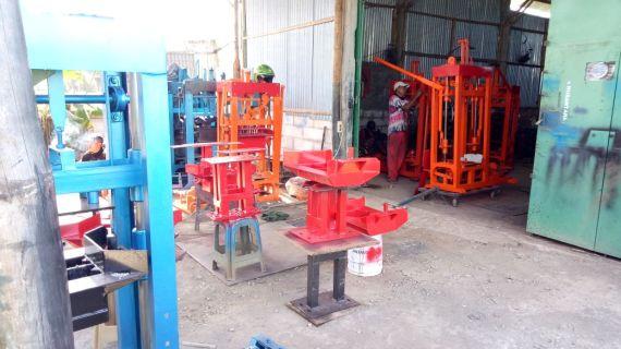 Jual mesin paving block di Banjarbaru – 0813.5495.4655