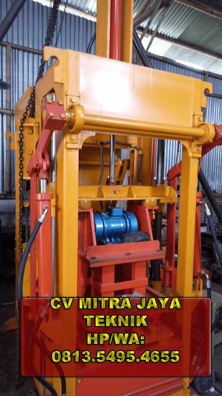 Jual mesin paving block Bogor