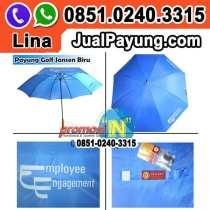 Supplier Grosir Souvenir Payung Promosi Perusahaan 1