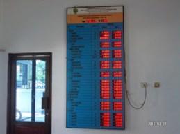 toko Running text display di surabaya