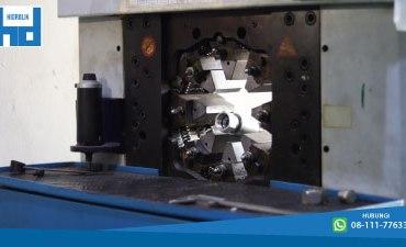 Alat press selang hidrolik