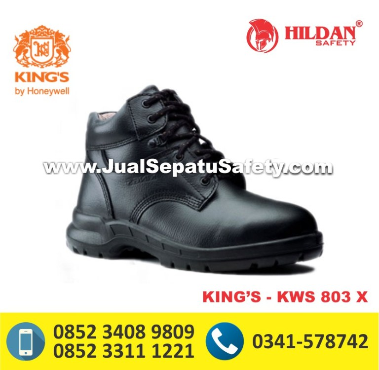 KING'S KWS 803 X,Sepatu Kings Kws 803 X