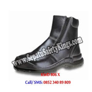 KWD 806 X Kings Safety Shoes Semi Boot Resleting
