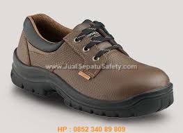 Sepatu Safety Shoes Krushers ALASKA 216154