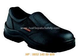 Sepatu Safety Shoes Krushers BOSTON 216134
