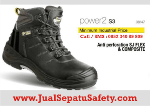 Safety JOGGER POWER 2