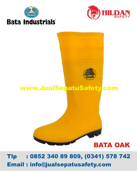 Sepatu Safety Boot BATA-OAK