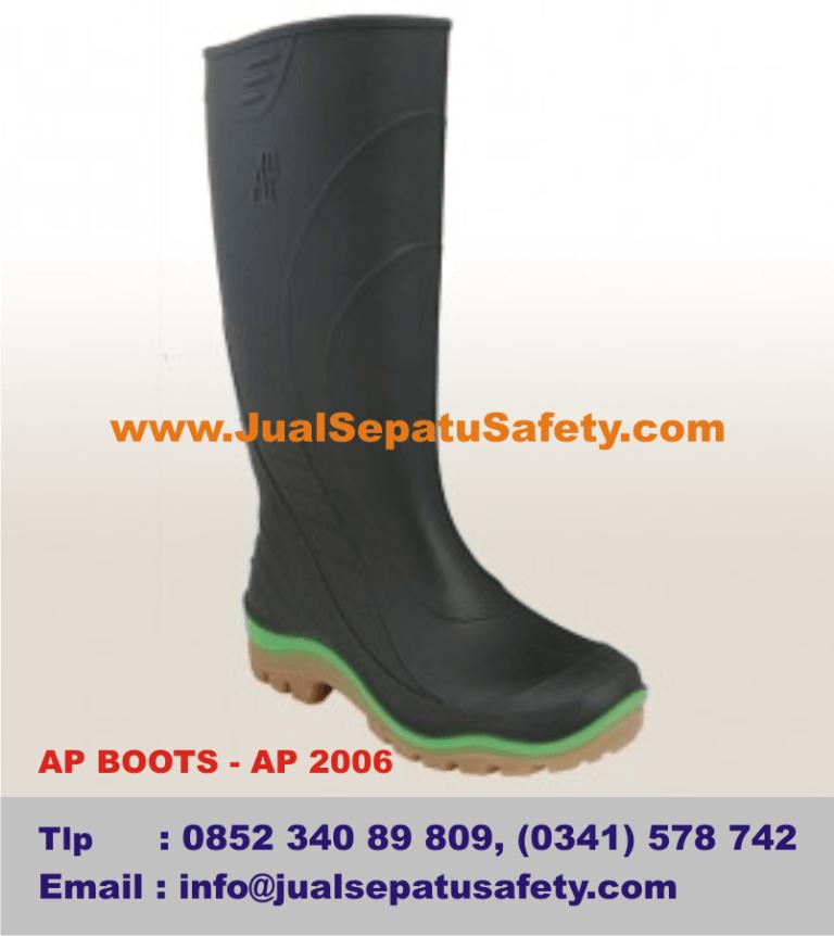 Grosir Sepatu AP BOOTS - AP 2006, Perkebunan Tebu, Dinas Pertamanan dan Kebersihan