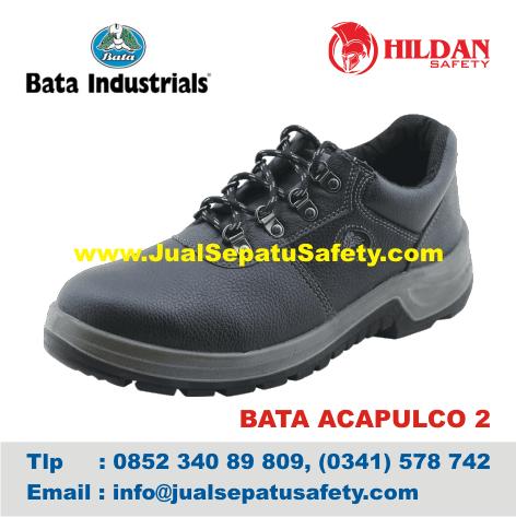 JUAL Sepatu Safety BATA ACAPULCO
