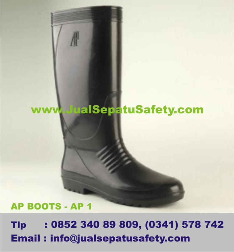 Harga Sepatu AP BOOTS - AP 1, pekerja proyek dan kontruksi
