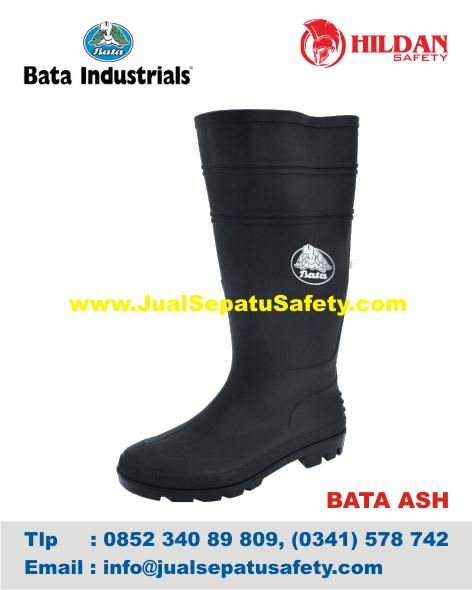 Jual Sepatu Safety Boot BATA-ASH