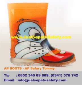 Sepatu AP BOOTS Anak - AP Safary Tommy