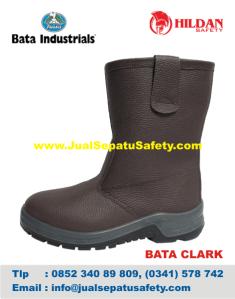 Supplier Sepatu Safety Shoes BATA-CLARK S1P