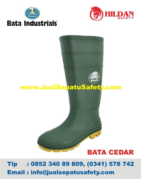 Toko Sepatu Safety Shoes BATA-CEDAR