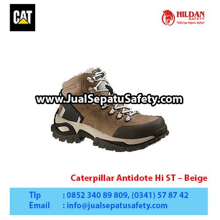 Caterpillar Antidote Hi ST – Beige