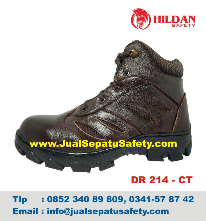 DR 214 CT - Distributor SEPATU GUNUNG SAFETY Shoes Malang, Surabaya, Jakarta, HP.0852 340 89 809