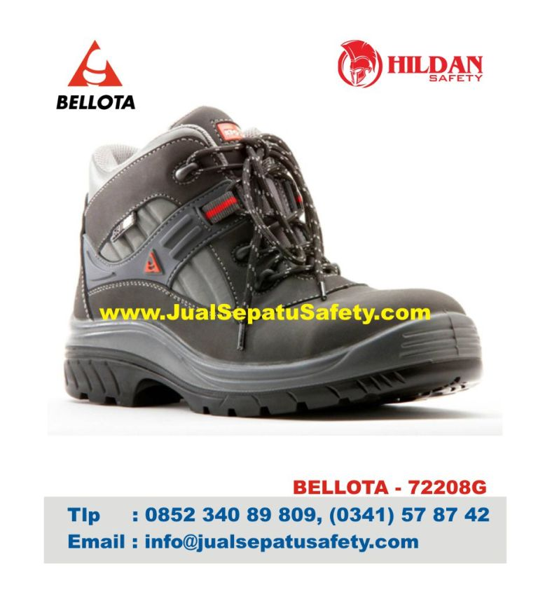 Sepatu Bellota 72208G Safety Shoes