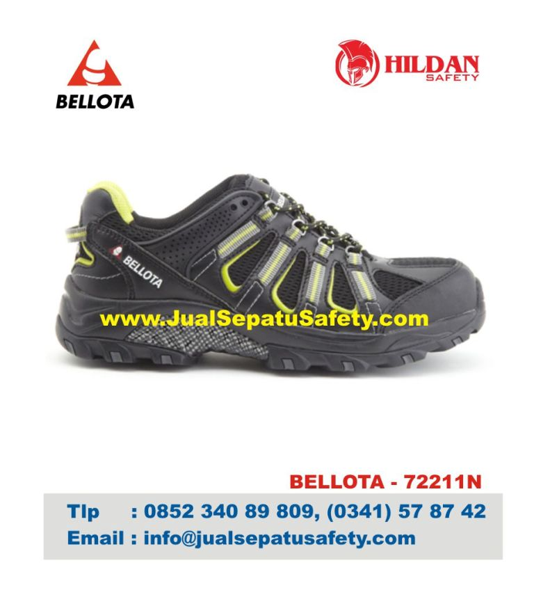Sepatu Bellota 72211N Safety Shoes