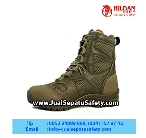 Blackhawk Tactical Combat Boots - Olive Green