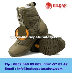 Jual Sepatu Blackhawk Tactical Combat Boots - Olive Green Asli Original