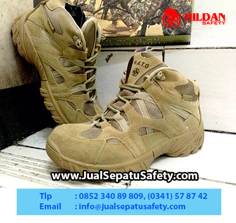 NATO Tactical Series Boots 6 - Desert