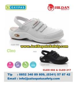 OXYPAS CLEO, Gambar Sepatu Perawat Nurse Terbaru