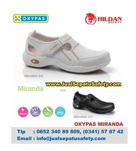 OXYPAS MIRANDA, Sepatu NURSE Shoes SNI Standard Internasional