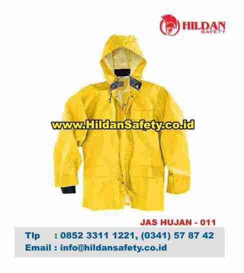 RC.011, Jas Hujan Aman Kuning