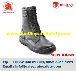 JUAL Safety Boots UNICORN 1801 KX-KN