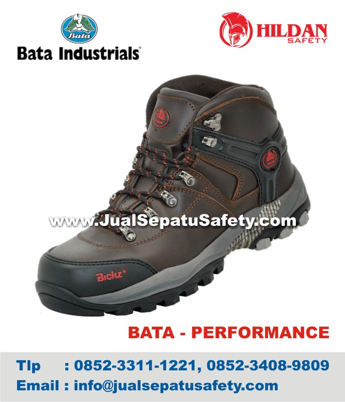 Sepatu Safety Shoes BATA PERFORMANCE