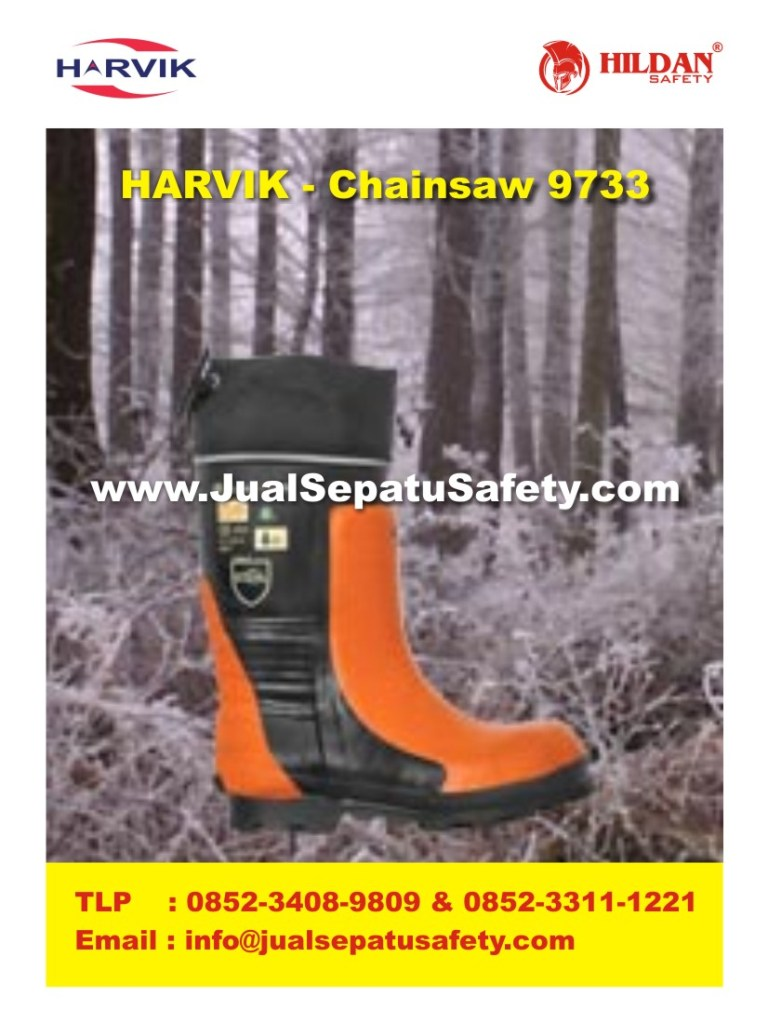 Harvik Chainsaw 9733