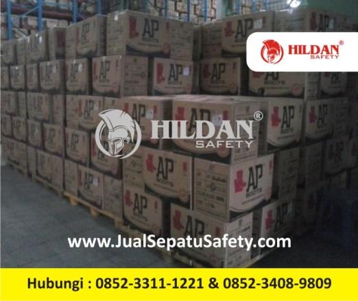 HILDAN SAFETY, Distributor RESMI Sepatu AP BOOTS