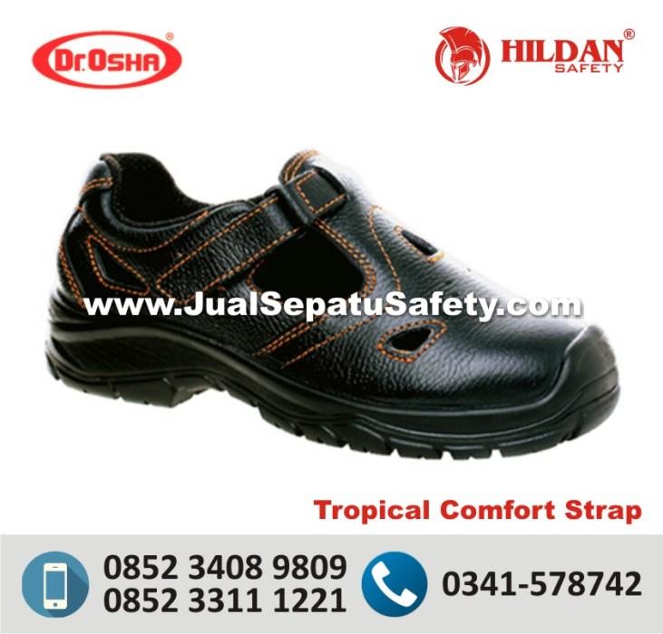 Dr.Osha Tropical Comfort Strap - Harga Safety Shoes Terbaru