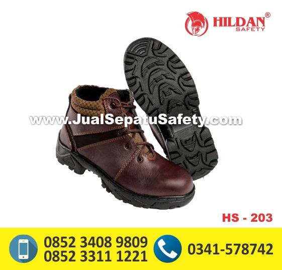 HS203,Safety Shoes Harga Murah