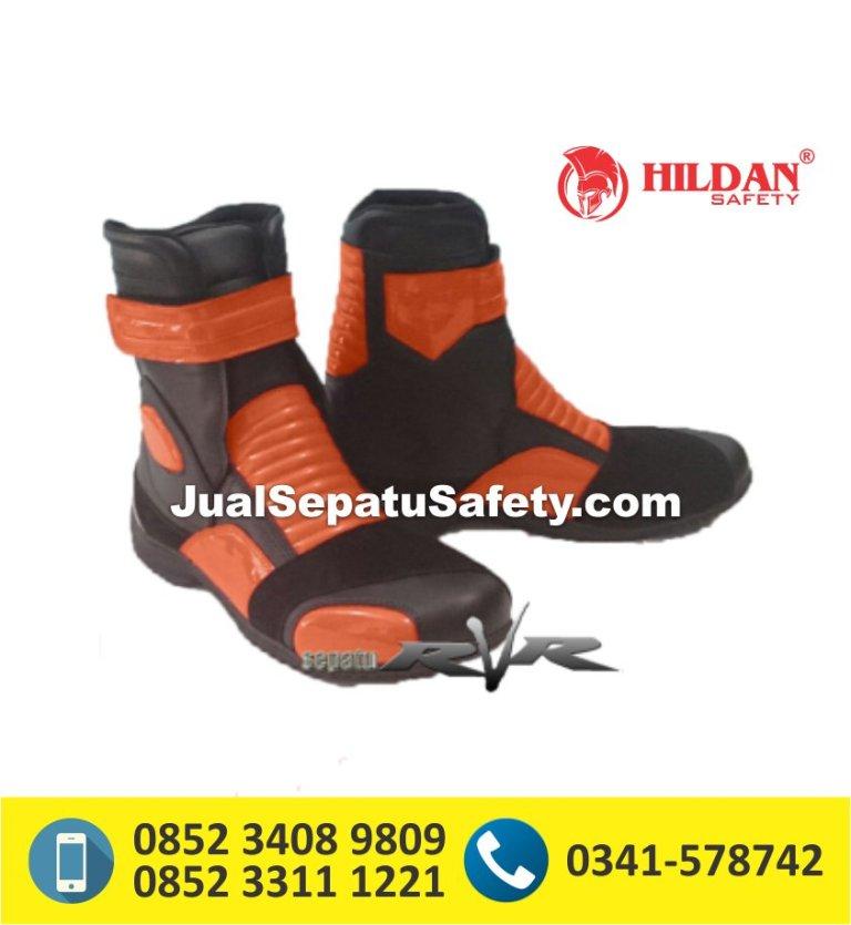 Sepatu RVR Reckon v2 - Orange
