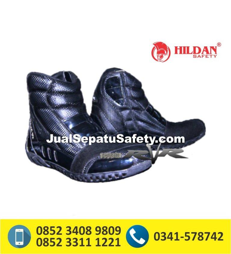 Sepatu RVR Rush V2- Black