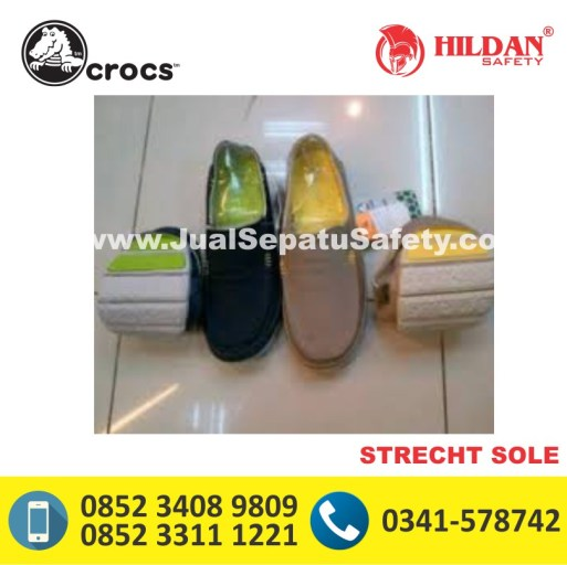 crocs strecht sole