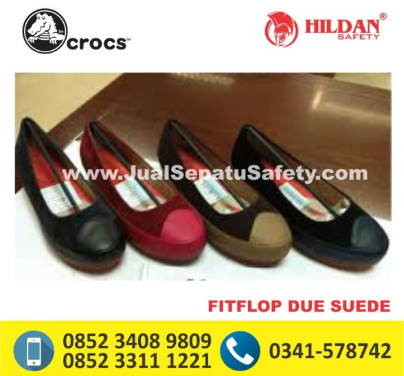 fitflop due suede