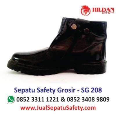 sepatu-safety-grosir-sg-208-harga-sepatu-safety-shoes-murah-di-gresik-kediri-probolinggo