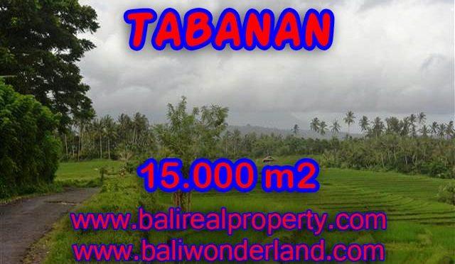 INVESTASI PROPERTI DI BALI – JUAL MURAH TANAH DI TABANAN BALI TJTB094
