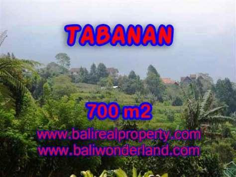 INVESTASI PROPERTI DI BALI - TANAH DI BALI, MURAH DI TABANAN DIJUAL RP 1.950.000 / M2 - TJTB103