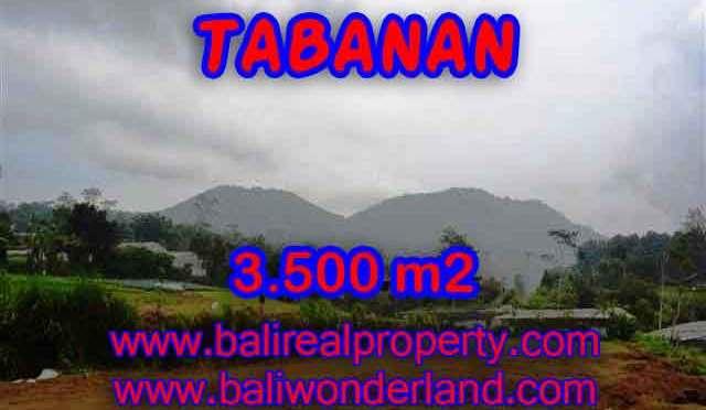 MURAH ! TANAH DI TABANAN BALI TJTB102 - INVESTASI PROPERTY DI BALI
